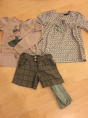 Gorgeous 4 Piece Set . Autograph. M&S. Age 6-7. Excellent Used Condition.