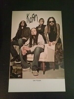 Korn poster - Remember Who You Are - Metal Rock Rare Poster
