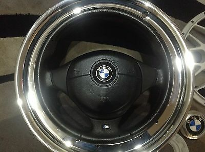 Genuine BMW M3 E36 3 Series M Sport Steering Wheel and Airbag