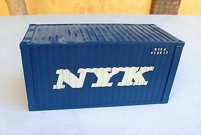 Usa Trains  20' Brand New Shipping Container  (Nyk)