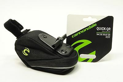 Cannondale Quick Release Mountain/road Bike Seat Bag, Small