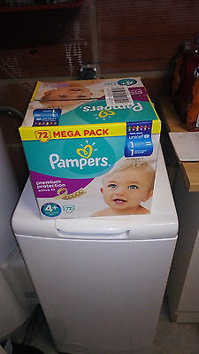 PAMPERS Active Fit Taille 4+ 9 a 20 kg 72 couches