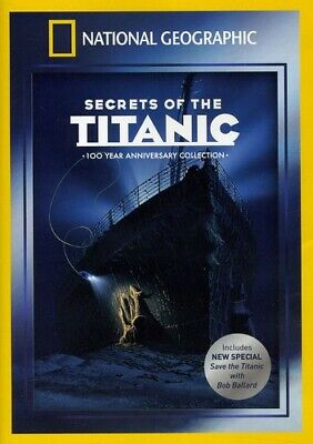 Secrets Of The Titanic: Anniversary Edition [New DVD] Dolby, Widescreen