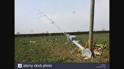 160ft 50m (or 2 X 80ft) Tower Mast Ham Antenna Support