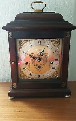 Beautiful Hermle Westminster Chime  ANTIQUE mantel clock  Excellent Condition