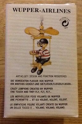 Wupper Airlines Flying Man 3271 New In Box Unused
