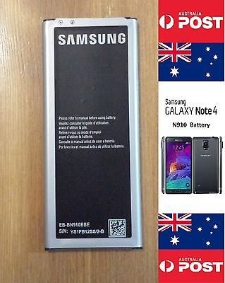 Samsung Galaxy Note 4 Battery N910 - EB-BN910BBE -  Brand New -  Local Seller