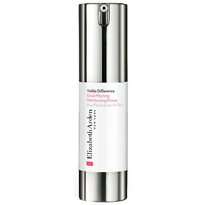 NEW Elizabeth Arden Visible Difference Good Morning Retexurizing Primer 15ml
