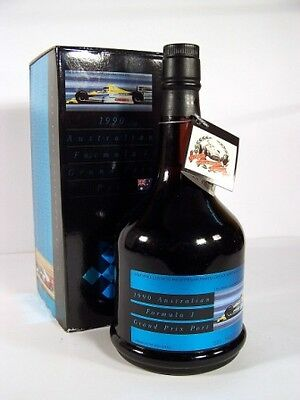 1990 AUSTRALIAN Formula One GRAND PRIX Port FREE DELIVERY Isle of Wine