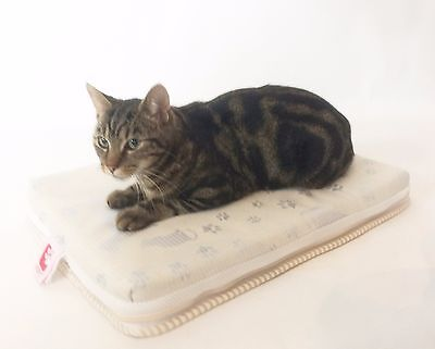 Orthopedic Ultra Grade Memory Foam & Wool Cats Beds - Sizes - Small to X-Large