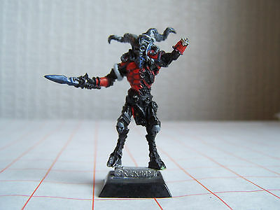 Rackham Confrontation Undead of Acheron Alderan, Crane Warrior (Incomplete, OOP)