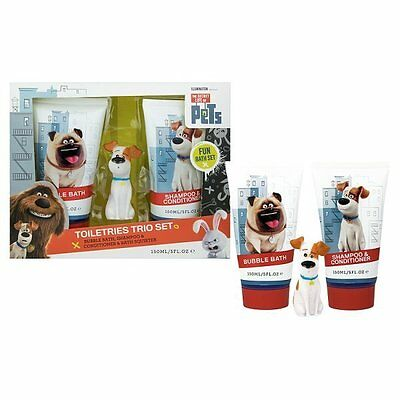 The Secret Life Of Pets Christmas Gift Set + Free Gift Activity Book Stickers