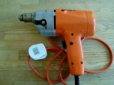 Black and Decker D420 2 speed electric drill