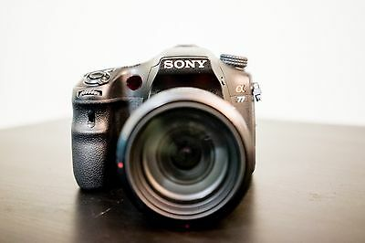 Sony A77v with 16-105mm Lens