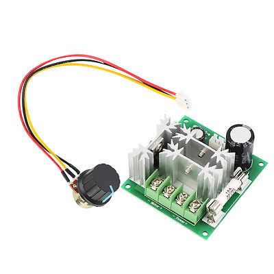 New DC 6V-90V 15A DC Motor Speed Control PWM Switch Controller 1000W CK