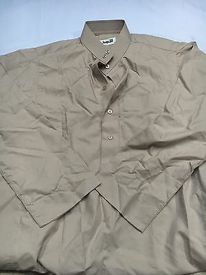 Men's Beige Jubba Size 56 Large New No Tags