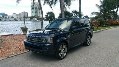 2011 Land Rover Range Rover Sport Supercharged 2011 Land Rover Range Rover Sport Supercharged