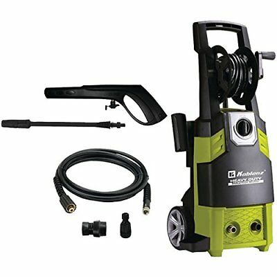 Koblenz HL-450 Powerfull 2,600 psi Pressure Washer with 10' Line Cord, 00-2952-0