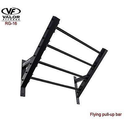 Valor Fitness RG-16 Flying Pull-Up Bar NEW
