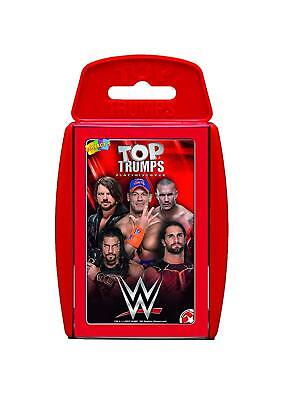 Top Trumps -WWE Top Trumps Card Game