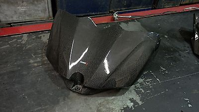 Yamaha R1 07-onwards AKROPOVIC Carbon tank cover