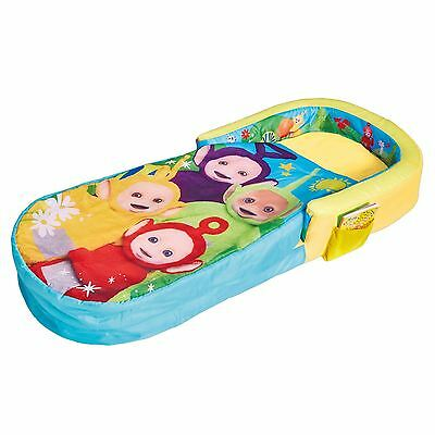 Teletubbies My First Ready Bed Sleepover Solution Childrens Travel Camp Bed