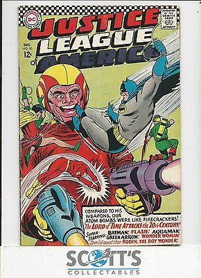 Justice League of America  #50  VG