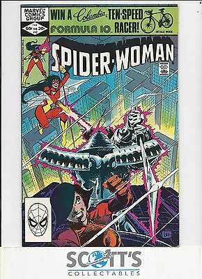 Spider-Woman  #42  NM-