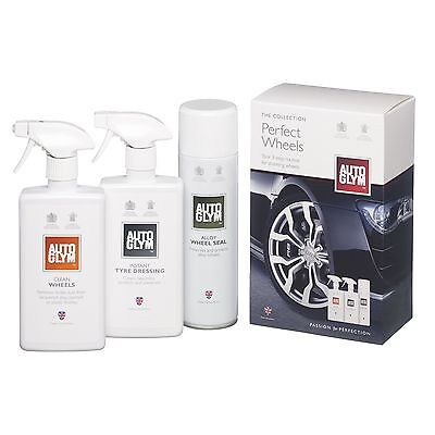 Autoglym Perfect Wheels Gift Collection