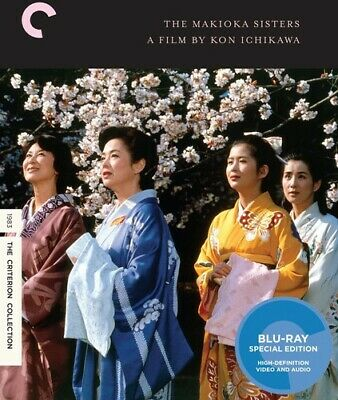 The Makioka Sisters (Criterion Collection) [New Blu-ray] Subtitled, Widescreen