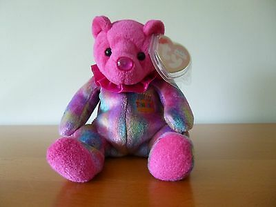 TY Beanie Baby - January Birthday Bear