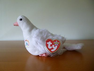 TY Beanie Baby - Serenity Dove of Peace