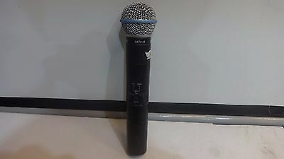 Shure LX2 SM58 Wireless Professional Microphone