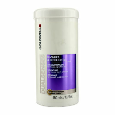 Dualsenses by Goldwell Blonde & Highlights Treatment 450ml
