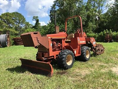 2001 Ditch Witch 5110 Trencher/Plow