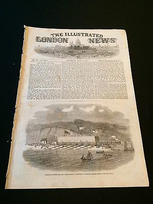 """Original """"The Illustrated London News"""" Saturday July 4th 1857 (16 Pages)"""