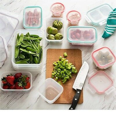 SNAPWARE 24 PIECE AIRTIGHT Food Storage Containers with Snap Lock