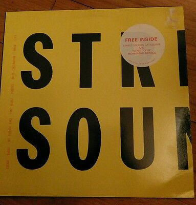 STREET SOUNDS Edition 10 VInyl LP