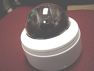 Pelco DD4n SPECTRA MINI PTZ Dome POE camera used tested from working enviornment