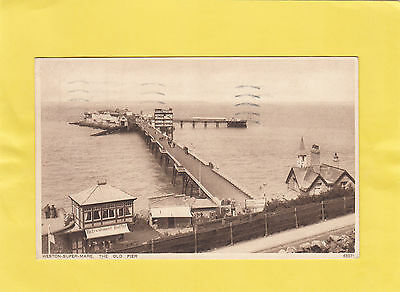 The  Old  Pier      ,  Weston Super Mare    ,  Somerset   ( F30  )