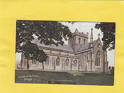 PROTESTANT  CATHEDRAL    ARMAGH     ,   Northern  Ireland  ( 4A )