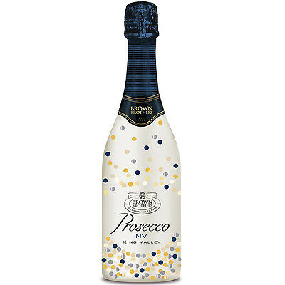 Brown Brothers Limited Edition Prosecco NV Wine Birthday Christmas Gift
