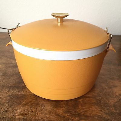 Vintage Retro Food Ice Server Bucket Sunfrost Therm-o-ware  Insulated
