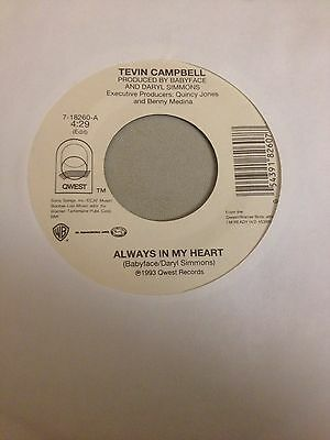 Tevin  Campbell, Always In My Heart