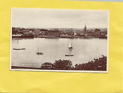 WATERFORD   from across  river    ,  Ireland  ( 14A )