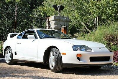 1994 Toyota Supra Twin Turbo 1994 Toyota Super Twin Turbo!! ONLY 10k ONE OWNER MILES!!! Factory Original!!!