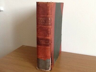 Wrights Book of Poultry by S H Lewer