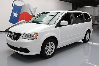 2016 Dodge Caravan  2016 DODGE GRAND CARAVAN SXT V6 7-PASS PWR LIFTGATE 22K #168584 Texas Direct