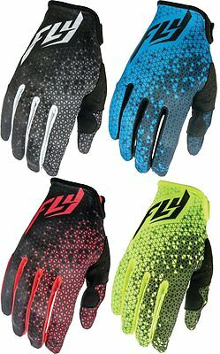 Fly Racing Mens Lite Textile Gloves