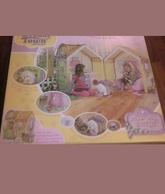 brand new in box Dreamtown  Puppy Lane Cottage play house